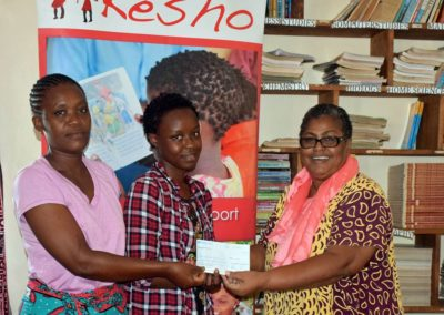 Welcome to the Kesho Kenya family!
