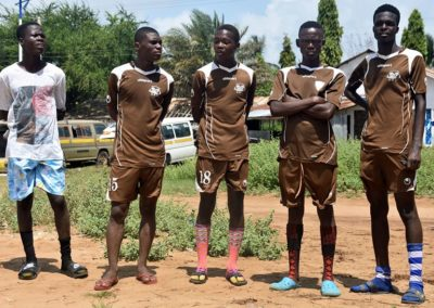 Kick off for Kesho Kenya's football program
