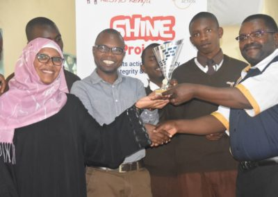 SHINE Projects Awarded