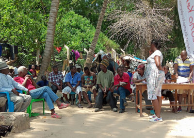 Sensitization of Fishermen